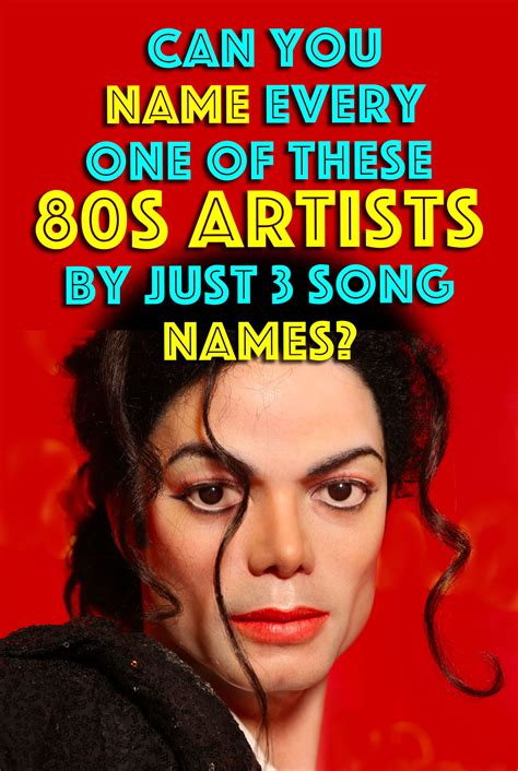 We've got ariana grande, shawn mendes, billie eilish quizzes and more. Quiz: Can You Name Every One Of These 80s Artists By Just 3 Song Names? | 80s music trivia ...