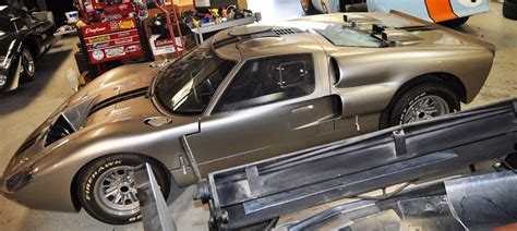 mark gt40 superformance factory ii olthoff racing test revs daily gt steel stand