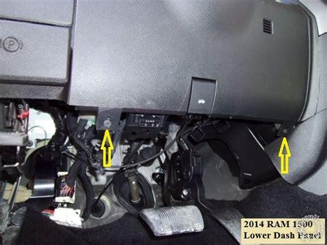 ram  remote start pictorial