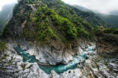 Taroko Gorge, Taiwan / Taroko National Park: The Wonderful ...