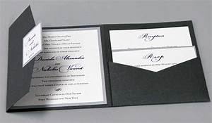 fearsome pocket wedding invitation theruntimecom With how to make wedding invitations with pockets
