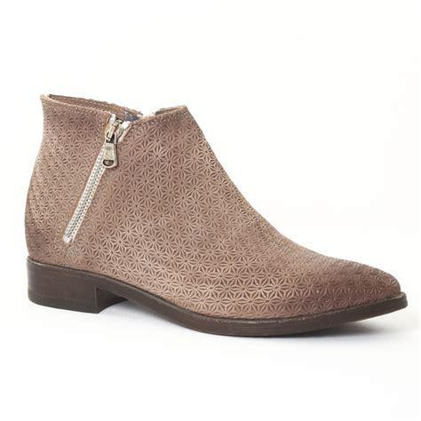 tamaris  grey  boots beige printemps ete chez