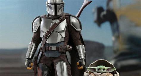 El Mandaloriano y Baby Yoda (The Mandalorian)