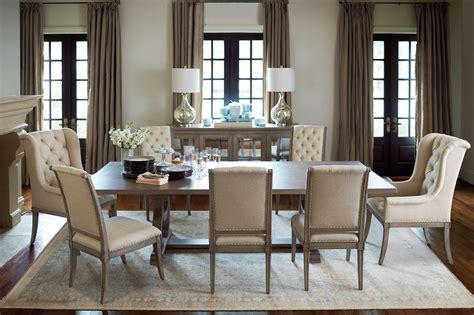 bernhardt marquesa  piece extendable rectangular dining