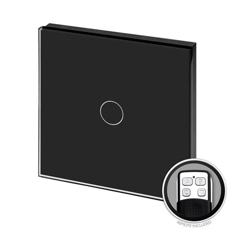 Retrotouch Touch Remote Off Light Switch Gang Way