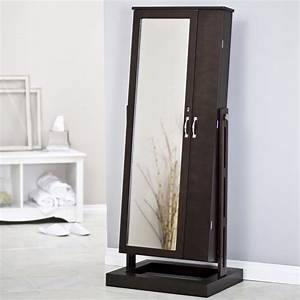 Full Length Mirror Jewelry Armoire | Home Design Ideas