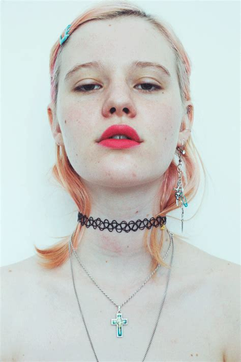 About A Girl Arvida Bystrom