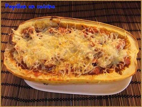 cuisiner chair à saucisse les meilleures recettes de courge spaghetti 2