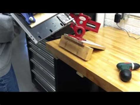 quick mount  record vise  youtube