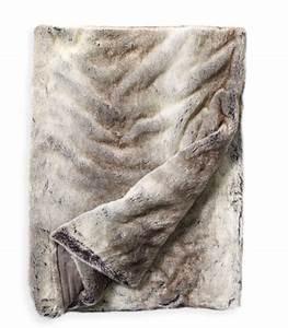 Plaid En Fourrure : couvre lit fausse fourrure luxe gris 240 x 260 cm plaid addict vente en ligne de 10 ~ Teatrodelosmanantiales.com Idées de Décoration