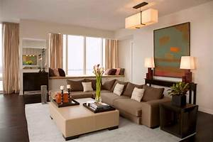 Apartment artistic small studio decorating ideas with for Attractive living room ideas small apartment