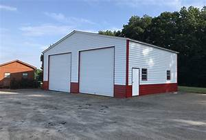 Carport Und Garage : metal carports custom metal garages rv carport shelters barns ~ Indierocktalk.com Haus und Dekorationen