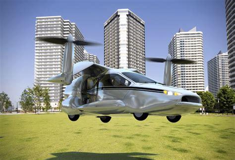 Terrafugia Tfx Flying Car Concept Hiconsumption