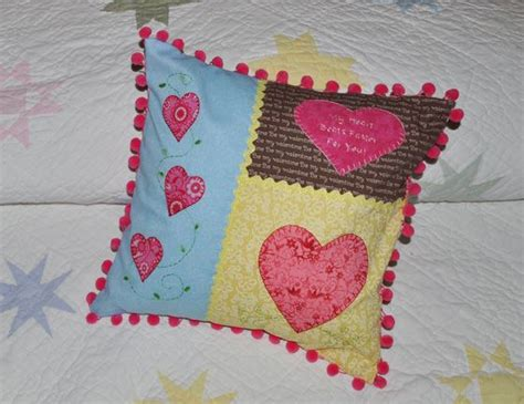 Heart Pillow Patternpdf Download