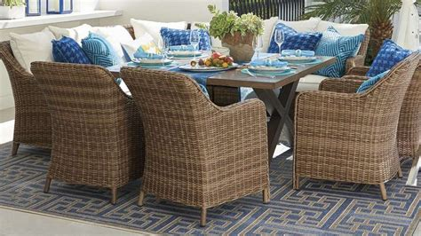 beaumont modular dining dining sets furniture and outdoor