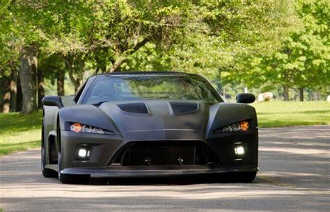 murdered   menacing matte black cars complex
