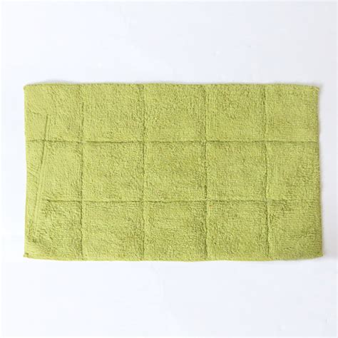 Supreme Tile Green Bath Mat Harry Corry Limited