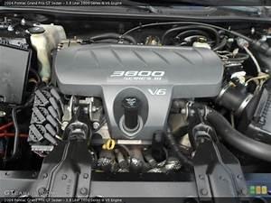 3 8 Liter 3800 Series Iii V6 Engine For The 2004 Pontiac