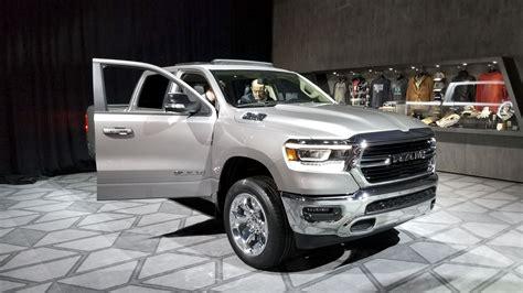 Allnew 2019 Ram 1500 Steals The Show At Detroit