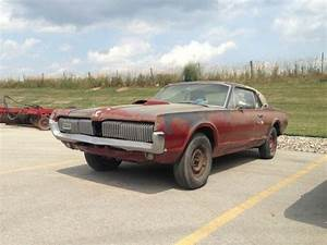Sell Used 1967 Mercury Cougar Xr