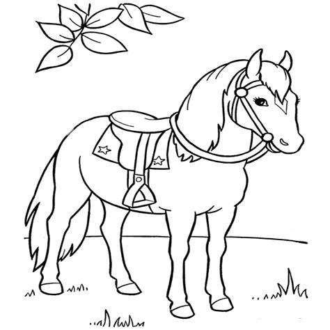 immagini cavalli da colorare e stare immagini cavalli da colorare con disegni cavalli facili e