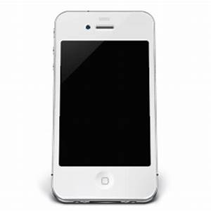 iPhone White Off Icon | iPhone 4 Iconset | Musett.com