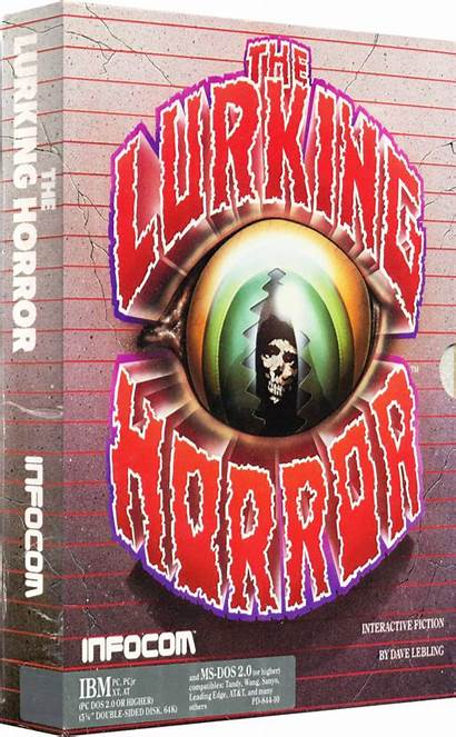 Lurking Horror Launchbox