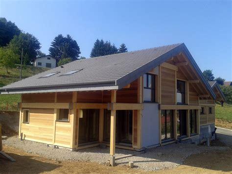 constructeur maison ossature bois 74 maison ossature bois haute savoie segu maison