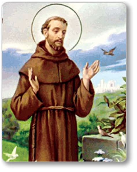 francis of assisi caring catholic convert