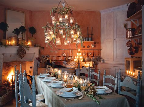 provencal table linens and accessories
