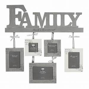 Bilderrahmen Zum Aufhängen : der tolle family collage bilderrahmen zum aufh ngen ebay ~ Lizthompson.info Haus und Dekorationen