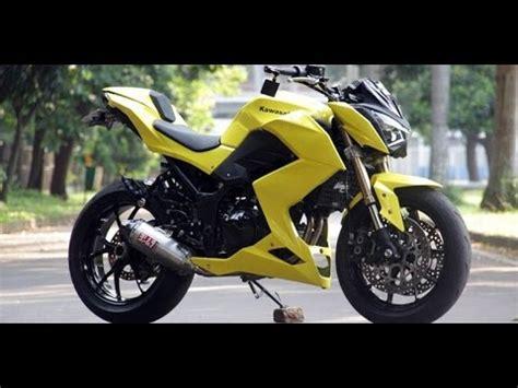 Modif Z250 by Modifikasi Kawasaki Z250 Garang