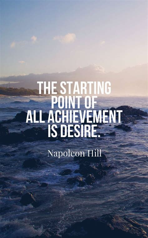 inspirational achievement quotes  sayings
