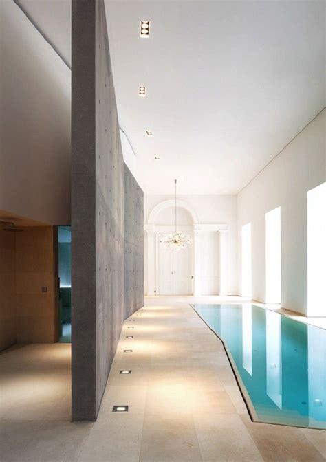 10 Moderne Und Luxuriöse Innenschwimmbäder Wohndesigntrend
