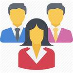 Leader Woman Icon Leadership Team Executive Professional