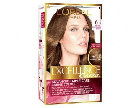 L'oréal Excellence In Natural Light Golden Brown