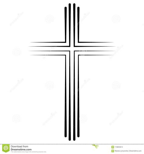 Catholic Cross Stock Illustrations 14 988 Catholic Cross