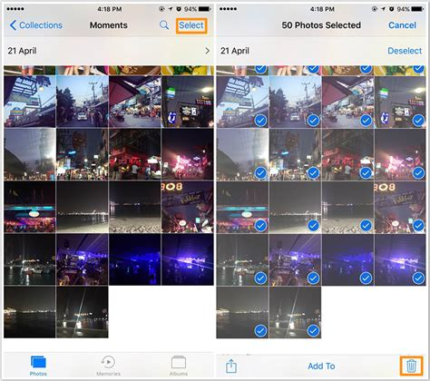 how to mass delete photos from iphone how to mass delete photos from iphone 7 6s 6 on mac