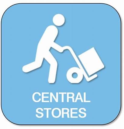 Central Stores Icon Stockton Facilities Receiving Construction