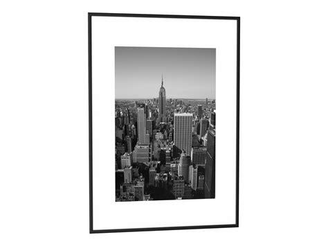 cadre photo bureau paperflow cadre photo différentes dimensions noir ou