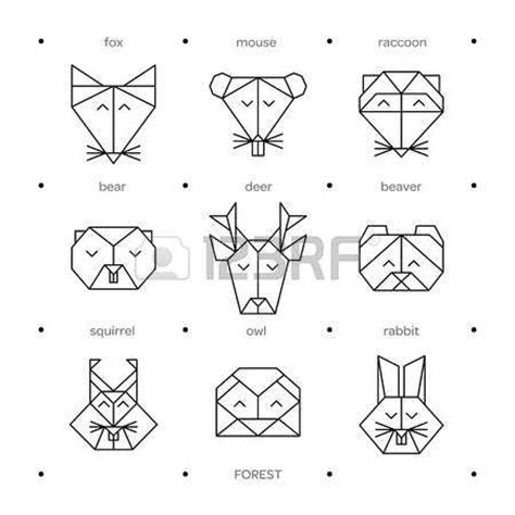 drawing animals  simple shapes images