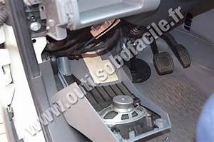 Obd2 Connector Location In Iveco Daily  2009