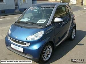Smart Mhd : smart fortwo coupe 52 mhd passion ~ Gottalentnigeria.com Avis de Voitures