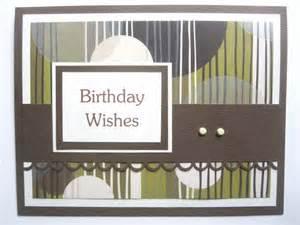 Funny Homemade Birthday Cards for Men