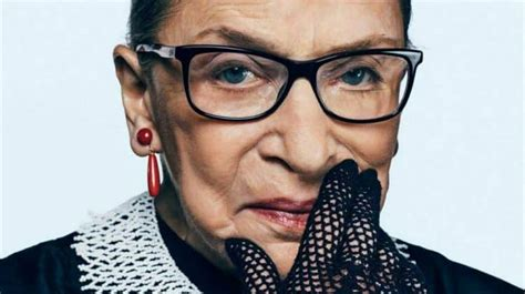Justice Ruth Bader Ginsburg Quotes To Pump You Up For The Week