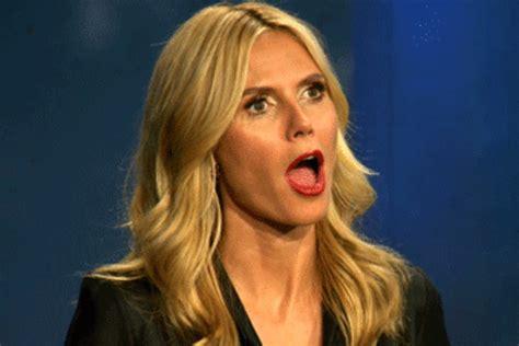 Heidi Klum Gifs Search Find Make Share Gfycat