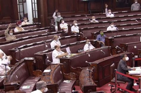 Parliament LIVE Updates: Lok Sabha Clears Both ...