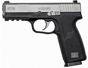 Kahr Arms introduces the S-Series semi-automatic pistols ...