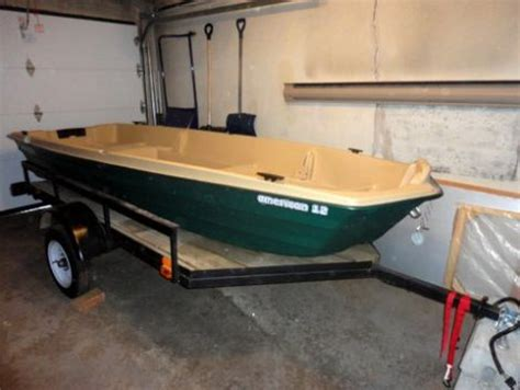 Used Sun Dolphin Jon Boat For Sale by 2013 12 Foot Sun Dolphin Jon Boat Fishing Boat For Sale In
