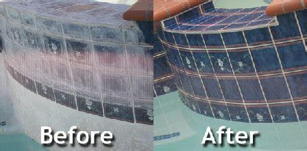 pool tile repair pool tile cleaning santa pool tile calcium removal